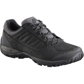 Columbia Ruckel Ridge Plus Shoes Men Black/Shark
